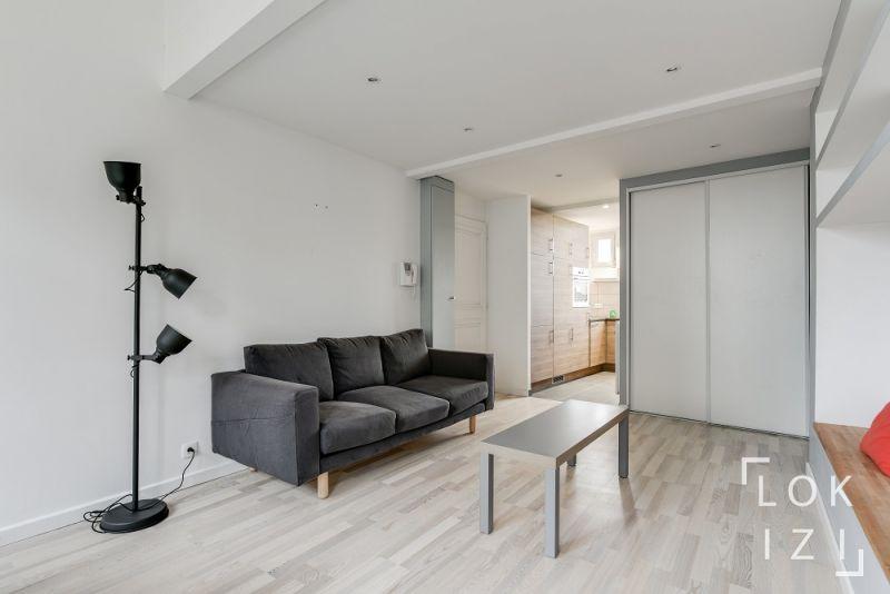 appartement duplex meubl 3 pi ces 65m par lokizi. Black Bedroom Furniture Sets. Home Design Ideas
