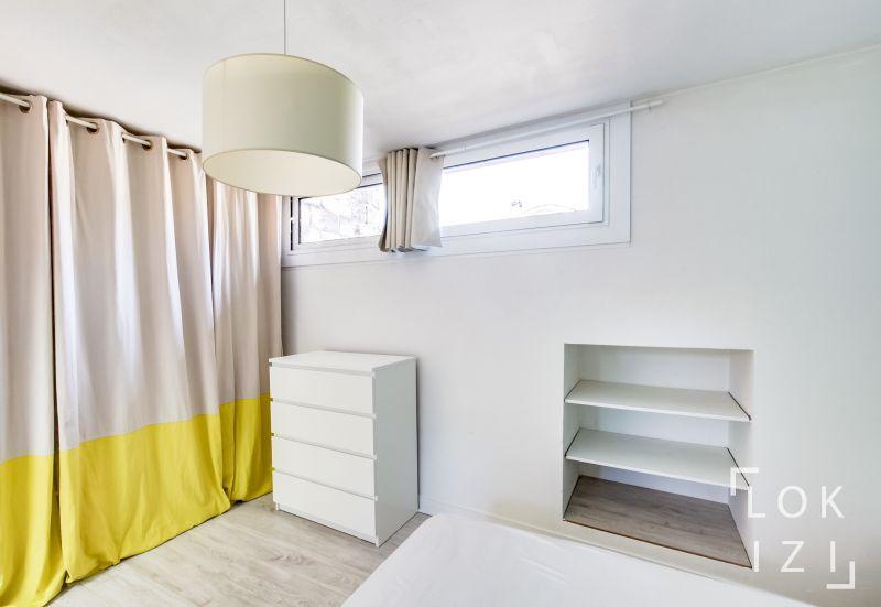 ... Appartement Meublé 1 Chambre 50m² (Bordeaux Centre) ...