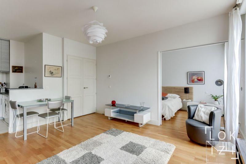 location appartement meubl 2 pi ces 43m par lokizi. Black Bedroom Furniture Sets. Home Design Ideas