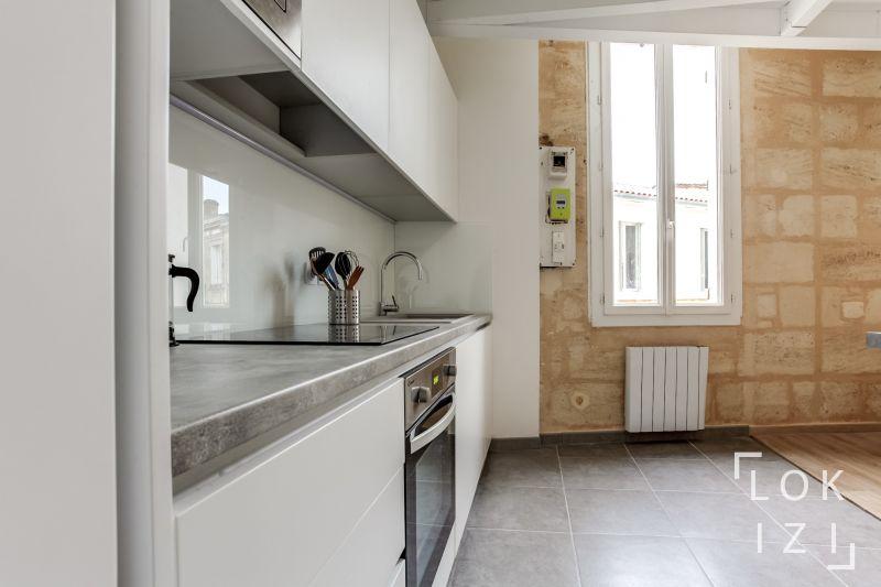 location appartement meubl 3 chambres 85m bordeaux par lokizi. Black Bedroom Furniture Sets. Home Design Ideas