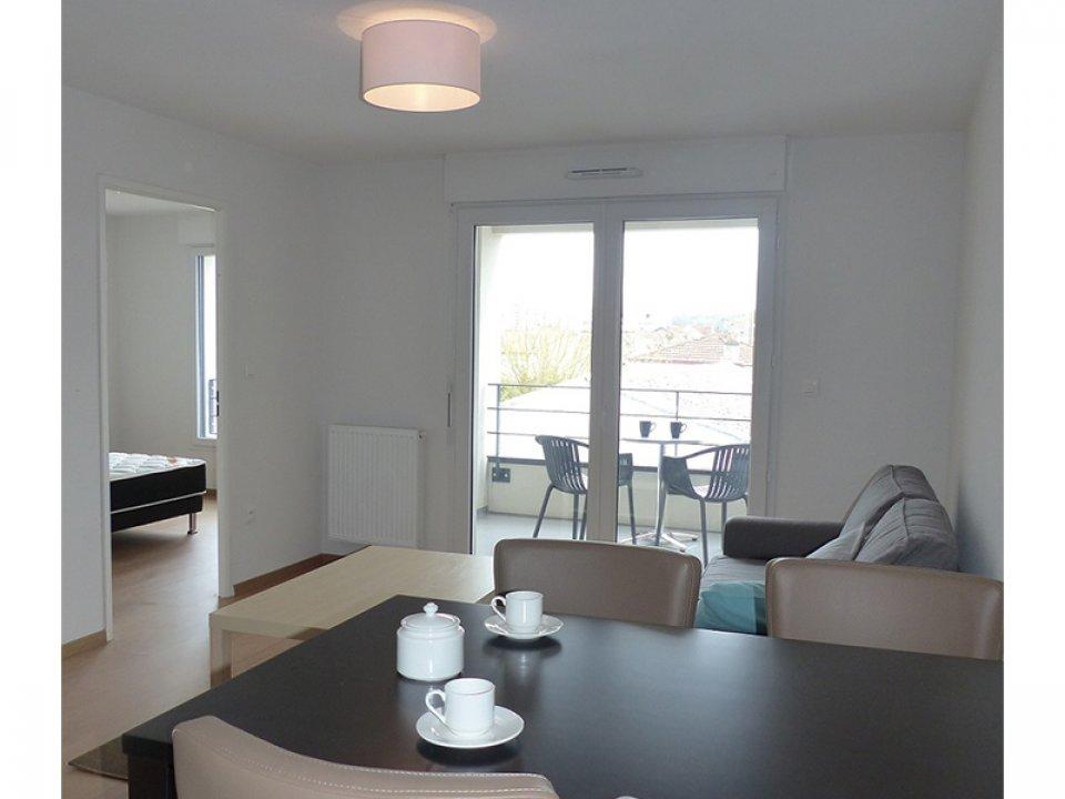 Location Appartement Meubl  Pices M Bordeaux Par Lokizi