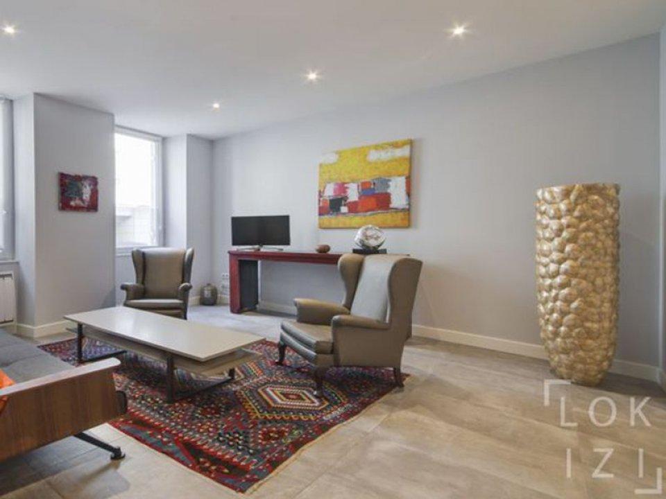 Location Appartement Meublé 3 Pièces 94m² (Bordeaux - Fondaudège) ...