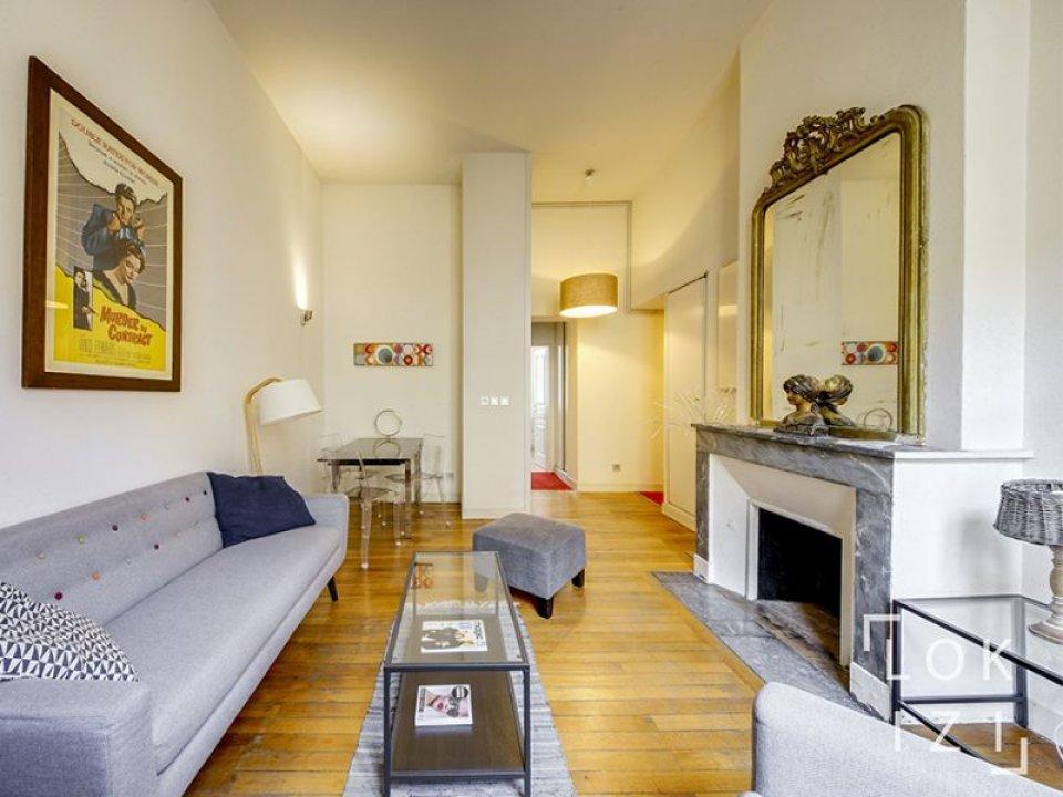 Location Appartement Meublé 2 Pièces 50m² (Bordeaux) ...