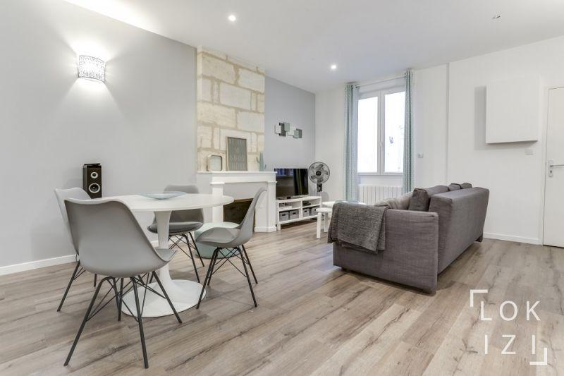 location appartement meubl 2 pi ces 53m bordeaux par lokizi. Black Bedroom Furniture Sets. Home Design Ideas