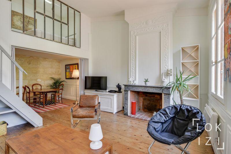 Location appartement meubl 2 pi ces 59m bordeaux centre par lokizi - Imposition appartement meuble ...
