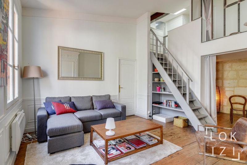 location appartement meubl 2 pi ces 59m bordeaux centre par lokizi. Black Bedroom Furniture Sets. Home Design Ideas