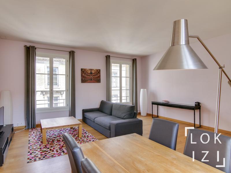 Location appartement meubl 1 chambre 70m bordeaux par lokizi - Location chambre bordeaux ...
