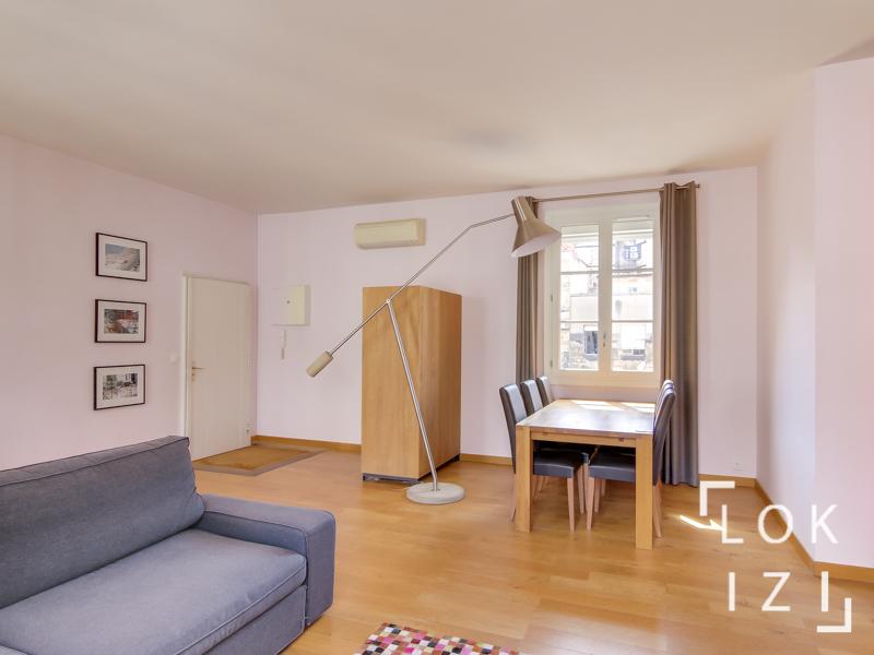 Location appartement meubl 1 chambre 70m bordeaux par lokizi - Imposition appartement meuble ...