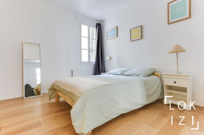Location appartement meubl 1 chambre 40m bordeaux par lokizi - Location chambre bordeaux ...