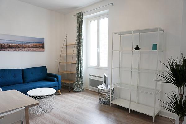 Location appartement meubl 1 chambre 29m bordeaux par lokizi - Imposition appartement meuble ...
