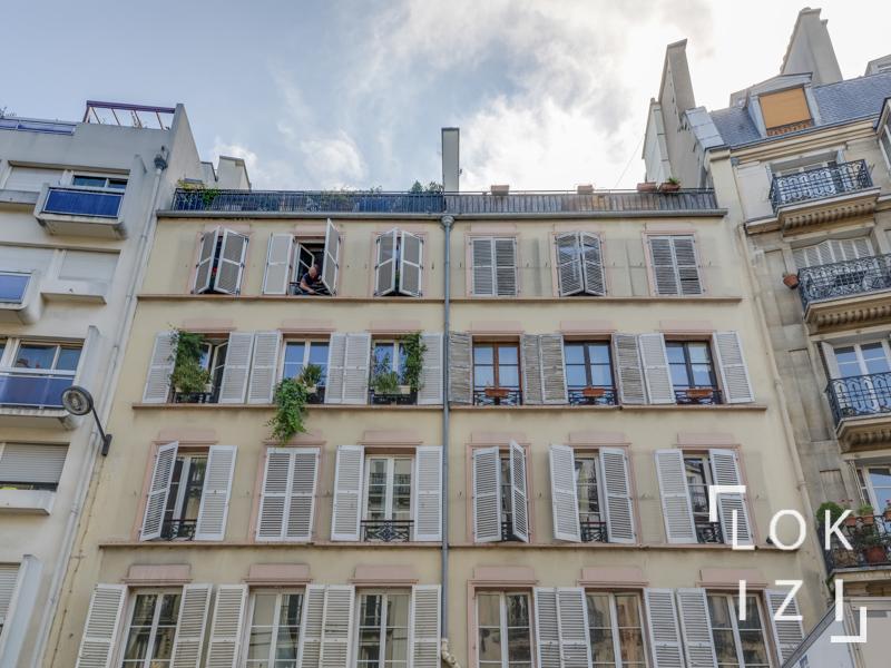 Location appartement meubl 1 chambre 36m paris 10 par lokizi - Location meublee taxe habitation ...