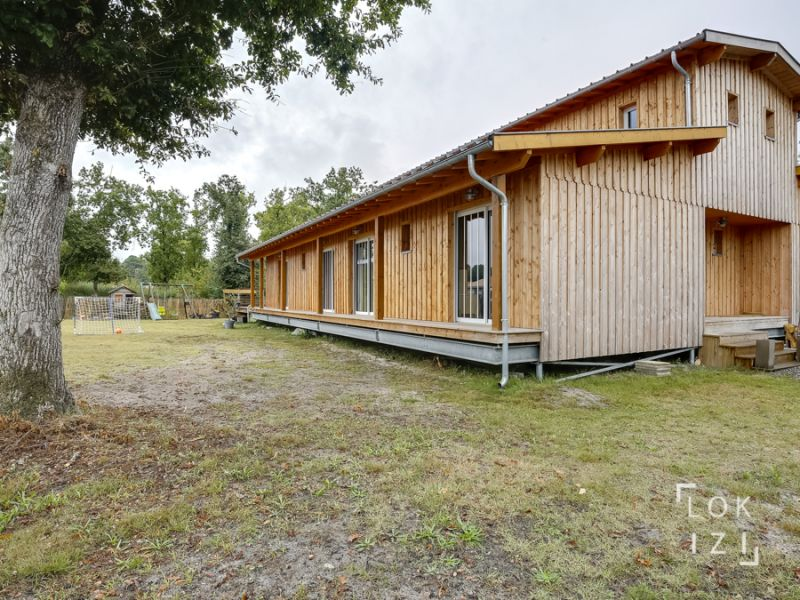Location maison meubl e 225m audenge bassin d 39 arcacho par lokizi - Location meublee taxe habitation ...