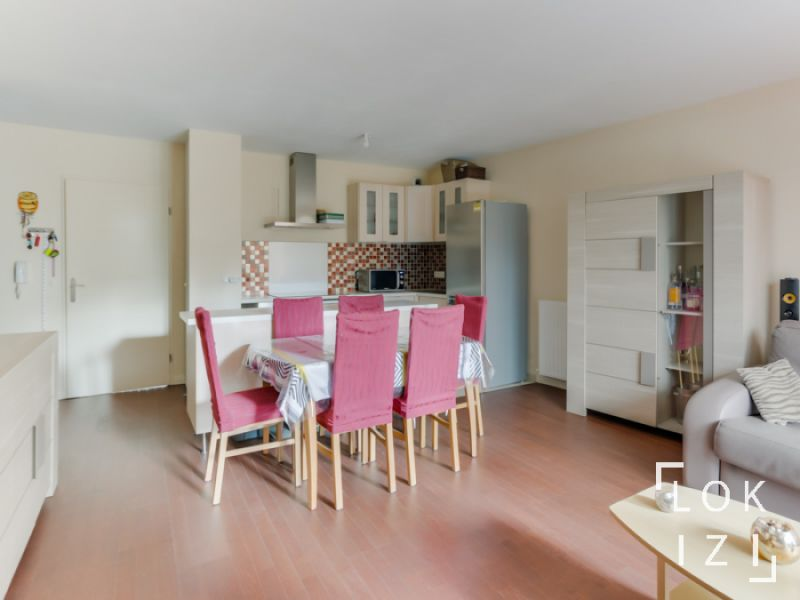 Appartement meubl 3 pi ces 64m paris rosny sous bois - Location appartement meuble blois ...