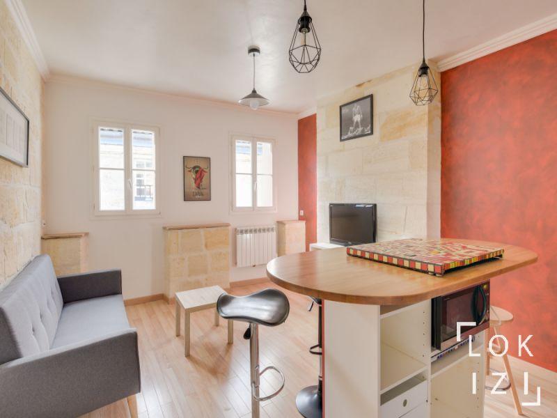 Location appartement meubl 1 chambre 33m bordeaux centre par lokizi - Imposition appartement meuble ...