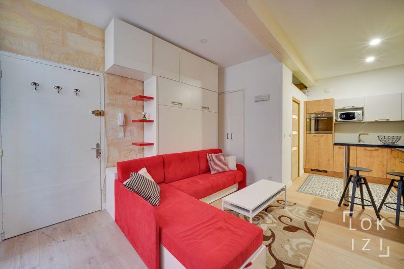 Location Studio Meuble 26m Par Lokizi