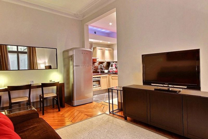 Location appartement meubl 2 pi ces 40m paris 9 par lokizi - Imposition appartement meuble ...