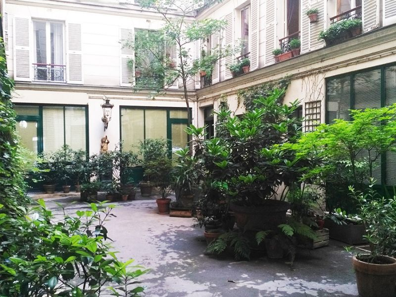 Location appartement meubl 2 pi ces 40m paris 9 par lokizi - Location meublee taxe habitation ...
