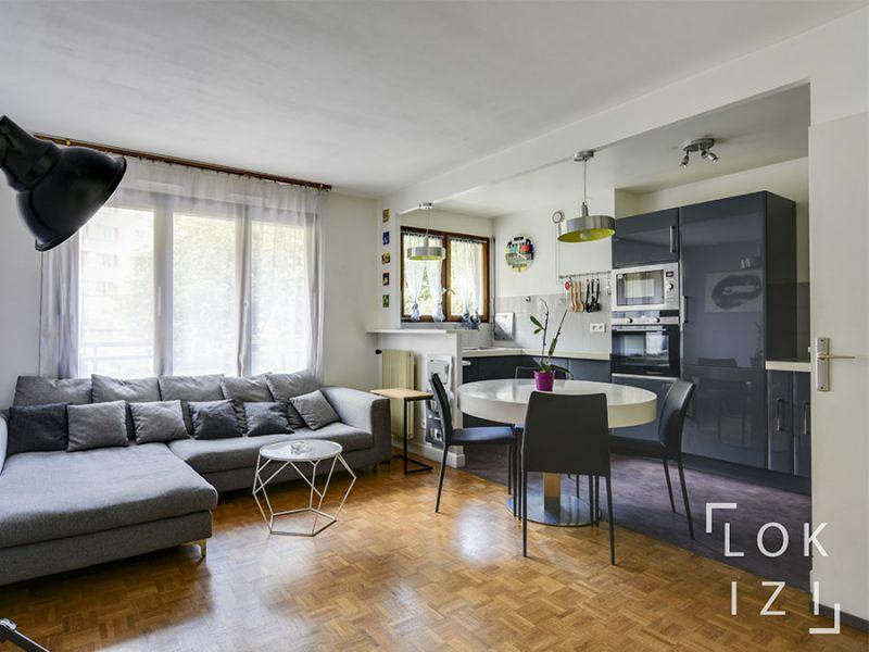 Appartement meubl 3 pi ces 65m paris par lokizi - Location meublee paris 15 ...