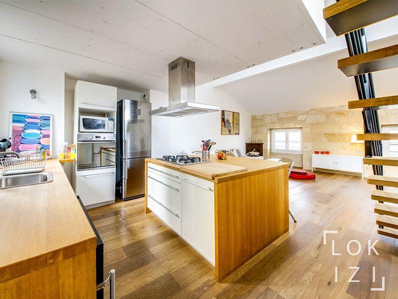 location appartement meubl 3 chambres 84m bordeaux par lokizi. Black Bedroom Furniture Sets. Home Design Ideas