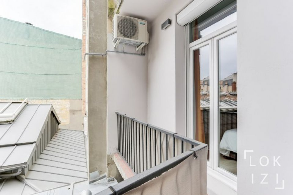 Location appartement T2 meublé 40m² (Bordeaux centre - Triangle d'or)